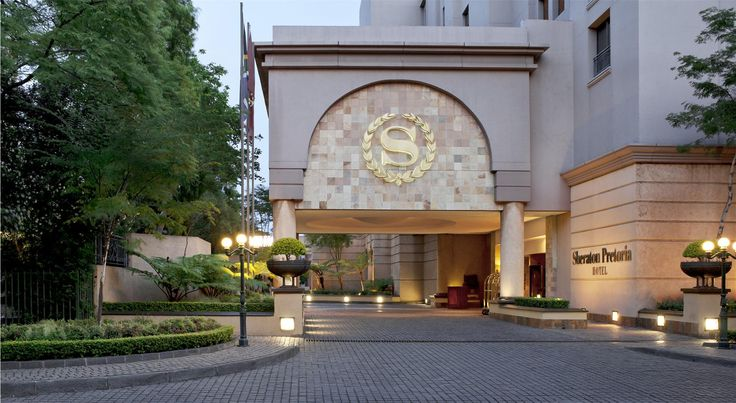Sheraton Hotel - Pretoria - Gauteng