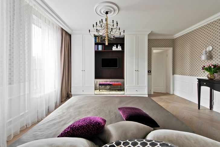 One of the last projects of the Lithuanian designer Indr? Sunklodien? Interiordesignshome.com