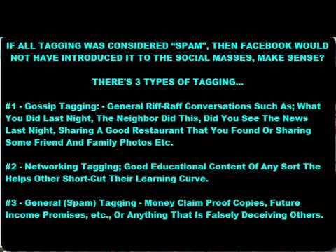 Social Pro Revolution - Social Media Training On What Is Facebook Tagging... - YouTube