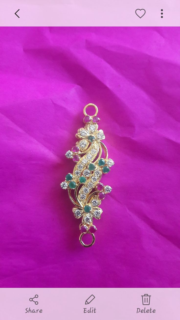 The 33 best harish jewellery works images on Pinterest   Gold ...