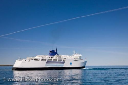 Picture of Tobermory Ferry Transportation Bruce Peninsula Lake Huron