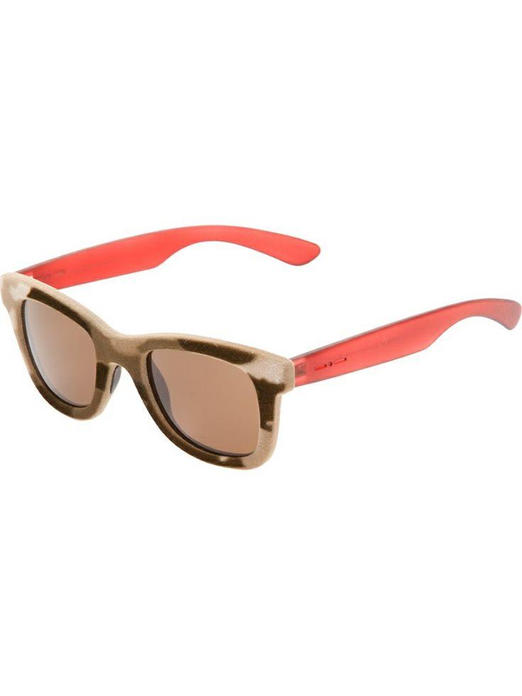 ITALIA INDEPENDENT camouflage sunglasses