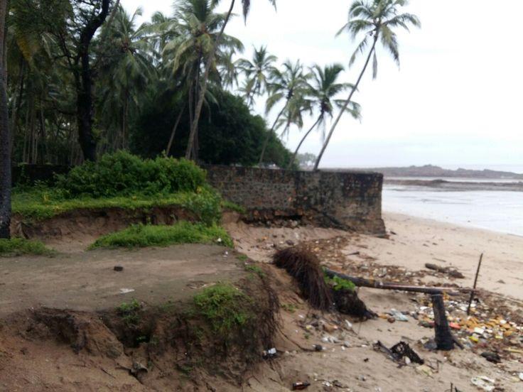 Lovely beach cheap among us destroying nature