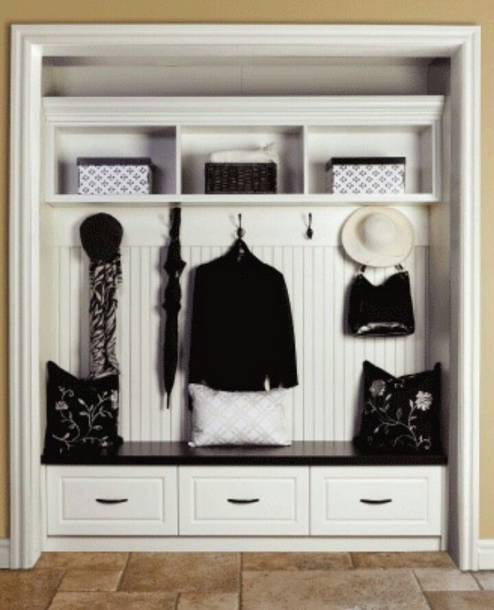 1000+ Images About Entry/coat Closet On Pinterest
