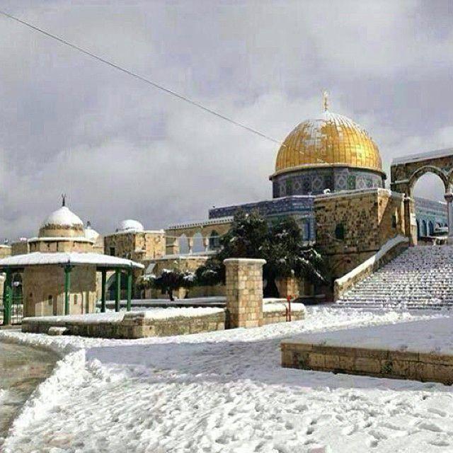 Dome of The Rock Ternyata Bukan Masjid Al Aqsa