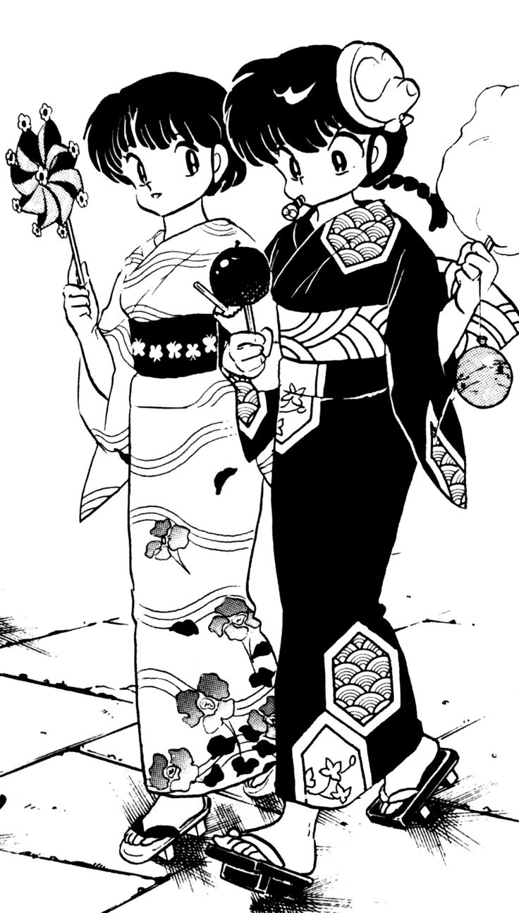 ranma 1 2 coloring pages | 22 best Ranma 1/2 images on Pinterest | Inuyasha ...