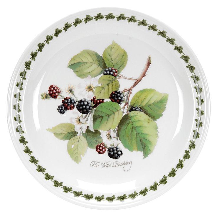 Portmeirion Pomona Classics Dinner Plate - Set of 6 | www.hayneedle.com