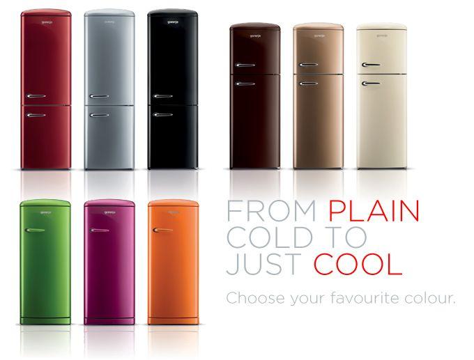 Gorenje UK statement fridge/freezer