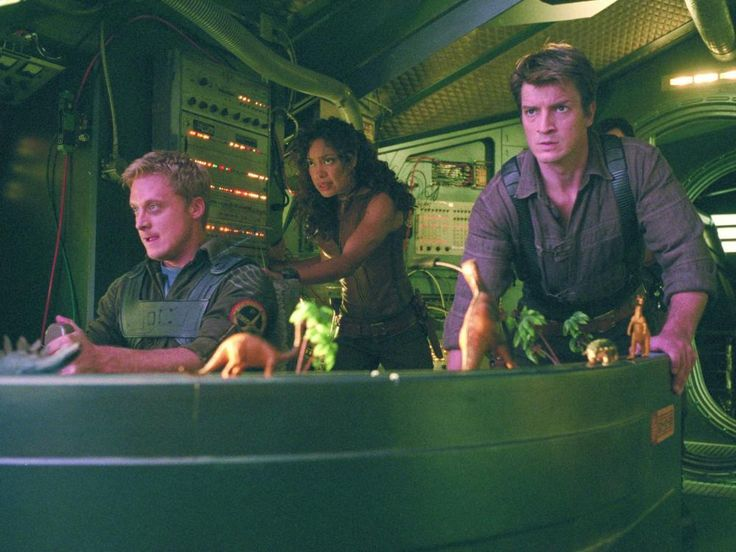 """In the 13 years since its cancellation, """"Firefly"""" hasn't just stayed alive — it's thrived. New York Comic-Con was proof. Three thousand adults and one infant """"Browncoat"""" -- a fond nickname for """"Fir..."""