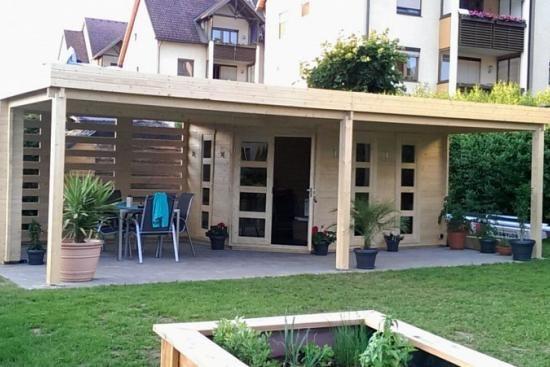 Gartenhaus Panama40 in 2020 Gartenhaus, Haus, Garten
