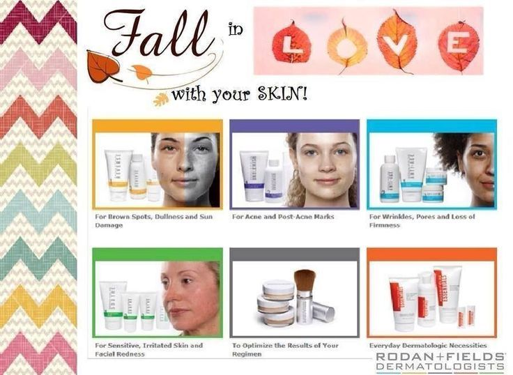 Skincare products for every skincare concern!! It's time to fall in love with your skin!