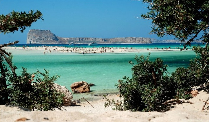 Balos: untamed, untouched, still innocent, still respected... no roads to reach it, that is why!