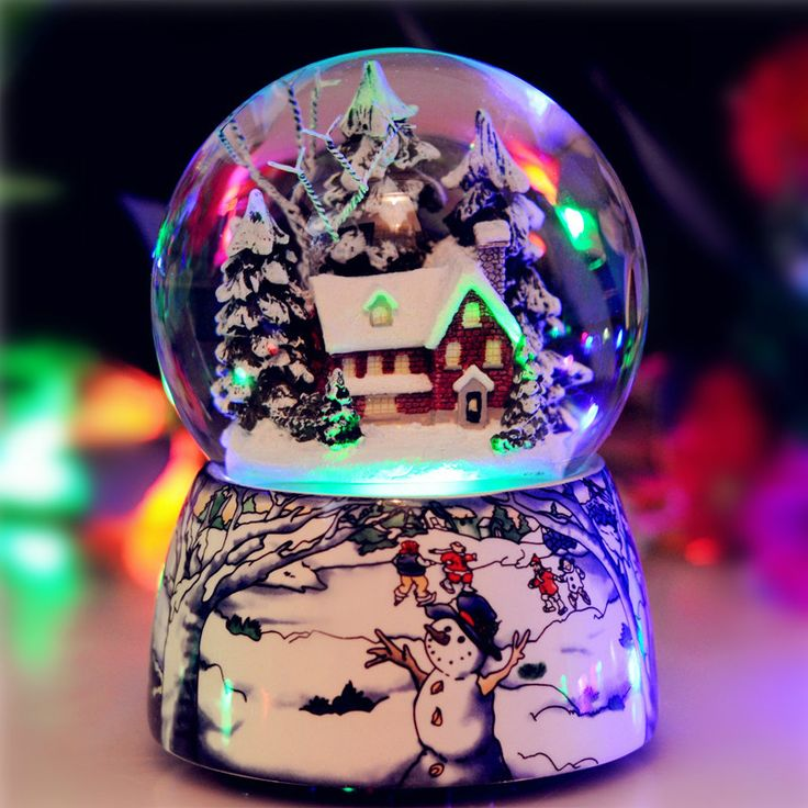 Снежинка хрустальный шар на день рождения творческие подарки рождественские Ecofriendly внутренний нежный украшения дома