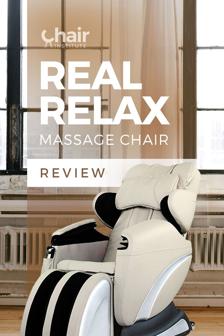 Check out our detailed Real Relax #massagechair review before you make a purchase.  This chair may not be what you're looking for! @RealRelax via @chairinstitute