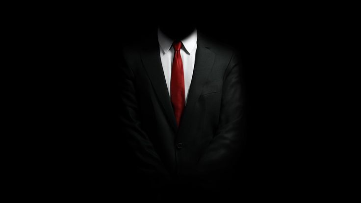 anonymous man suit - photo #10