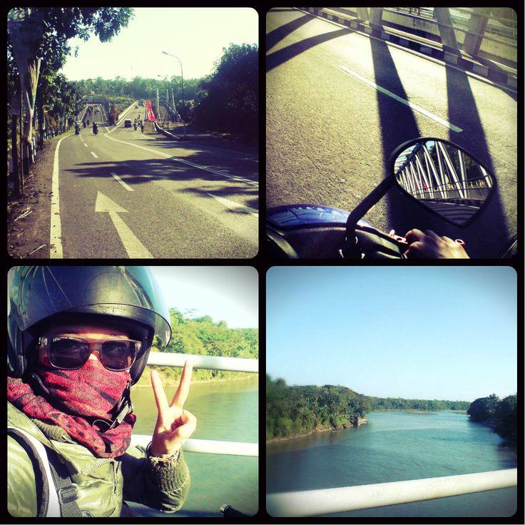 jembatan srandakan, kulon progo, indonesia
