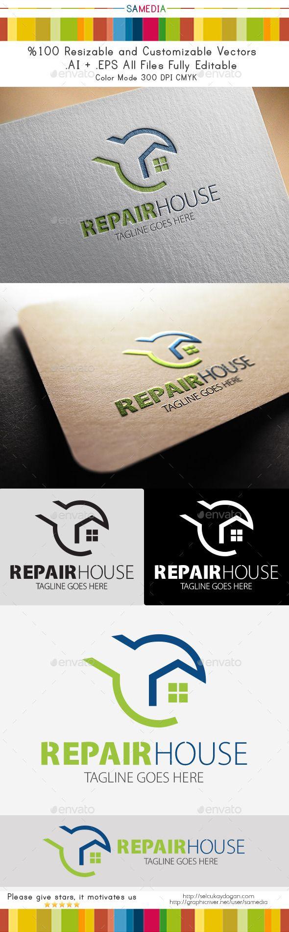 Repair House Logo