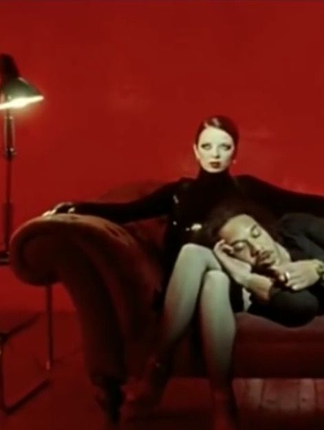 She wants Revenge with Shirley Manson | These Things