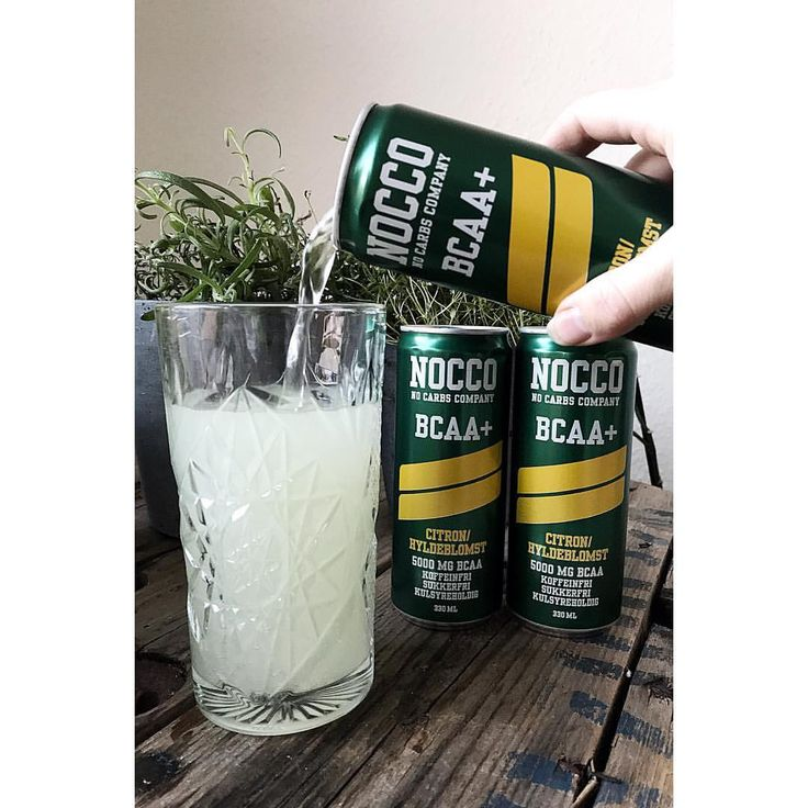 make a large portion of ginger booster/shot and keep it chilled, ready to be mixed with NOCCO. RECIPE:  One pack of ginger 1,5 liter water 3 lemons 2 tbsp honey as a sweetener (optional) NOCCObcaa Elderflower and lime.
