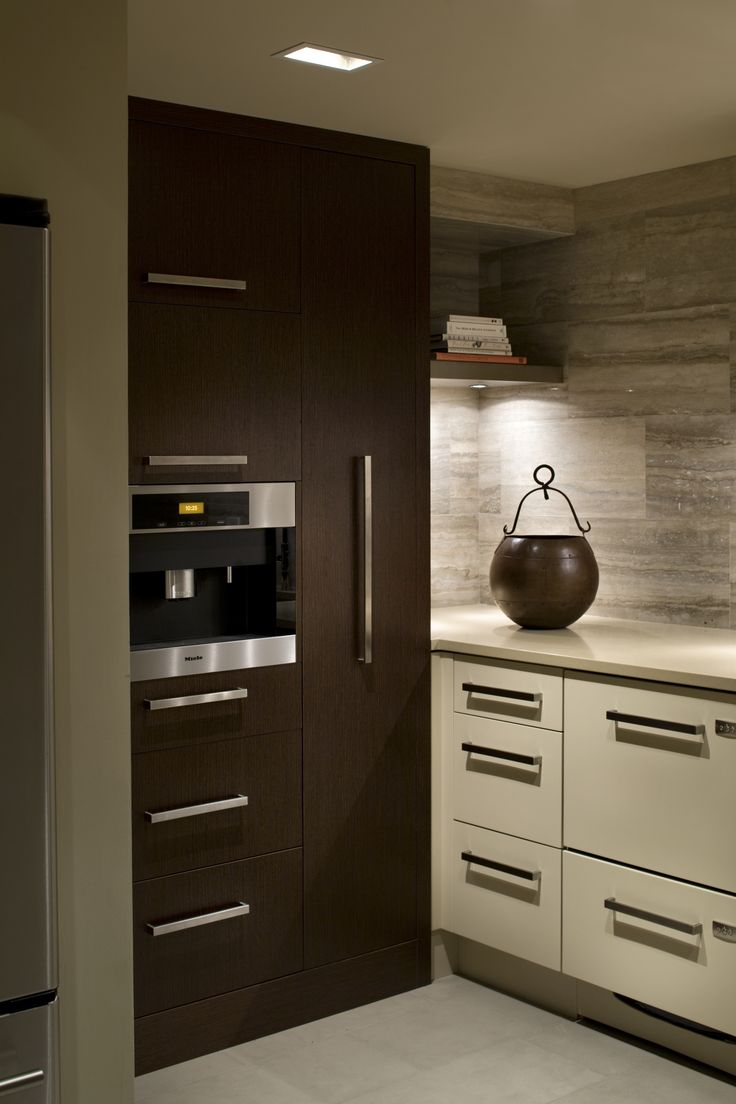 Patricia Gray | Interior Design Kitchen pantry Very Asian inspired - very modern