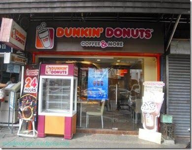Dunkin Donuts Taft