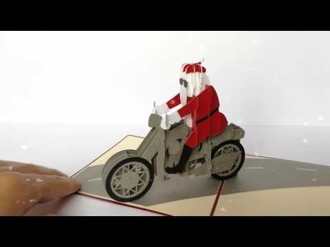 Kartki Świąteczne 3D - YouTube