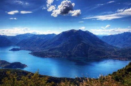 Zaujímavosti zo sveta - Fotoalbum - Krásy sveta - Jazero Como, Taliansko