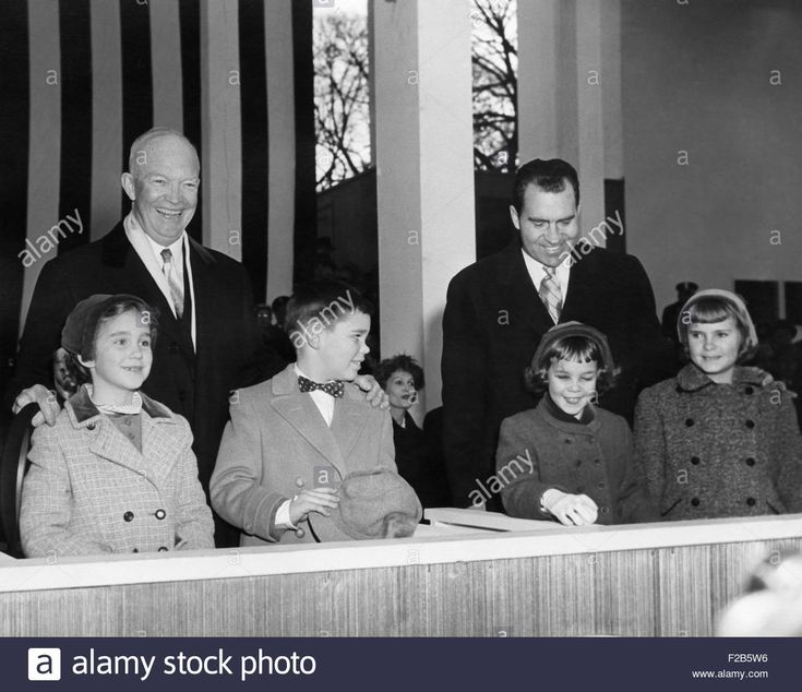 David Eisenhower Next To The Girl He Would Marry 12 Years