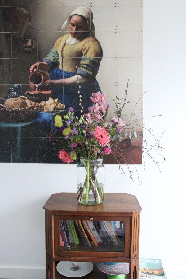 Bloomon workshop Flowers Ixxi design Interior