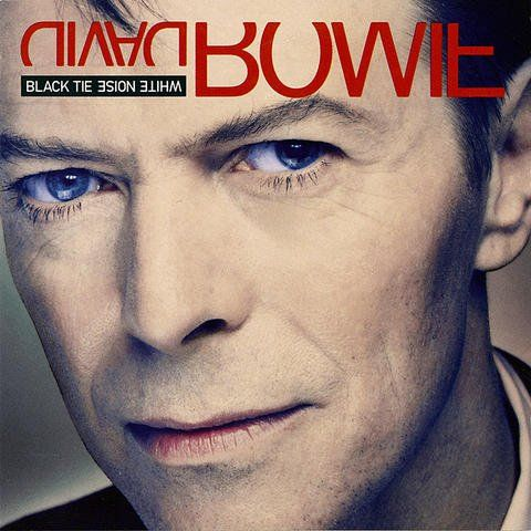 David Bowie - Black Tie White Noise (CD) #davidbowie