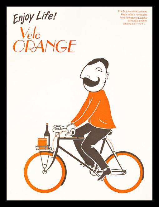 Posters Velo-Orange « Ciclos Noviciado