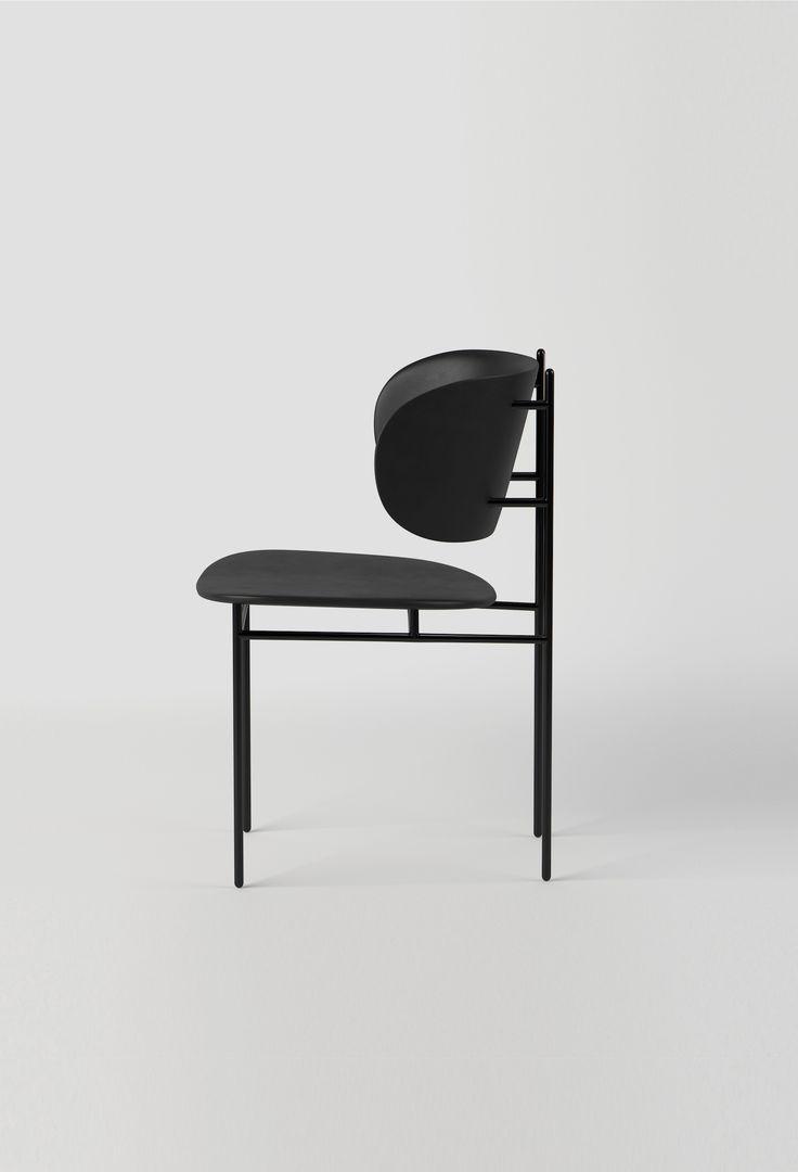 H.3 Chair is a minimalist chair created by Croatia-based designers Regular Company.