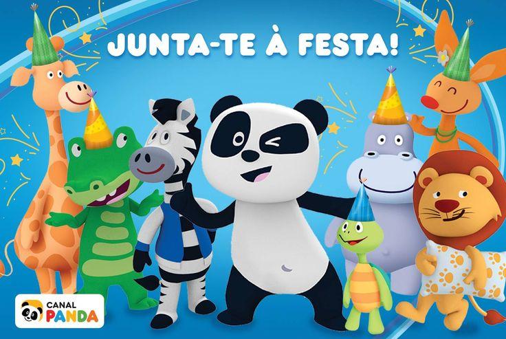 canal panda wallpaper - Pesquisa Google