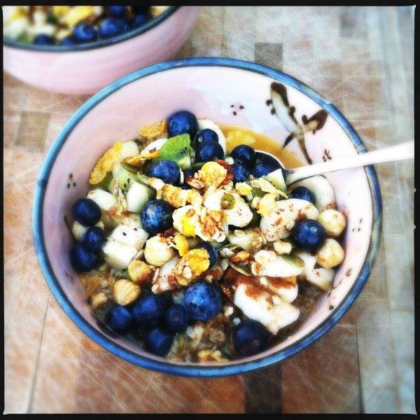 Made by Ellen My sisters favourite healthy breakfast