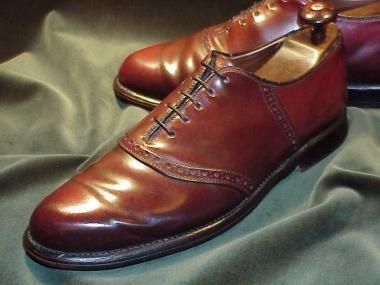 Урожай Коул-Хаан, Сделано в США, SHELL дубленой SADDLE Оксфорд: 42D | Классические ботинки для мужчин