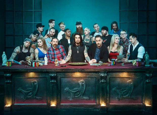 ink master - Google Search