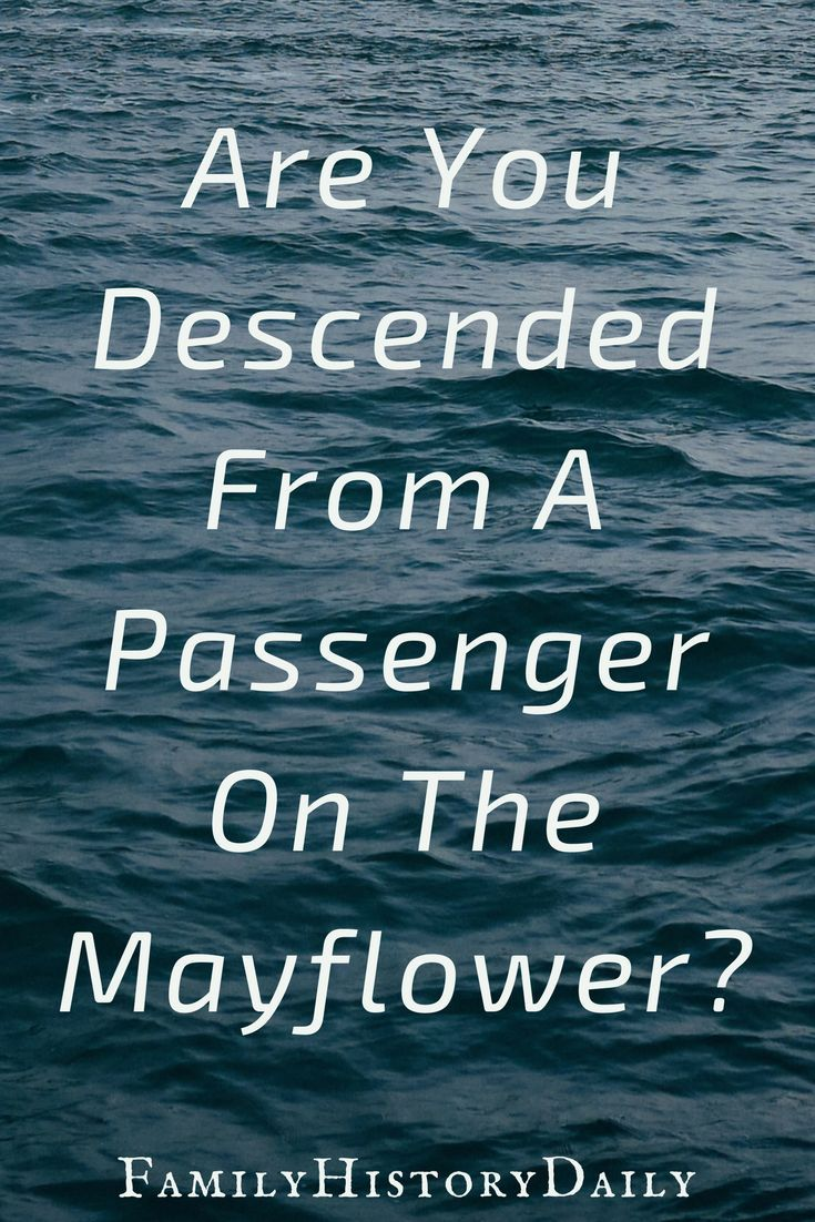 Many can trace their ancestry back to the Mayflower, can you? These free genealogy sites can help you find the Mayflower passengers in your family tree.