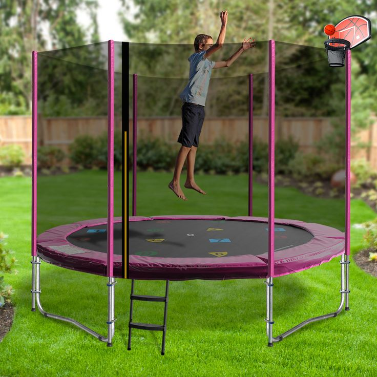 38 Best Trampolines Images On Pinterest