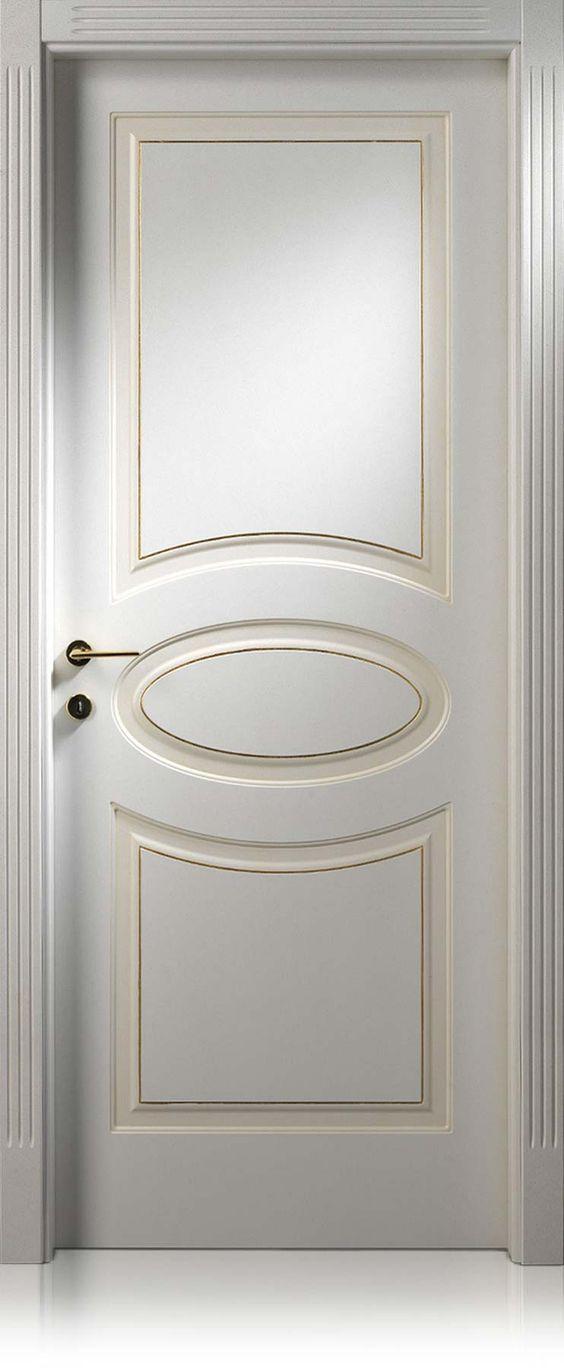 Beautiful New door for the interior of the homes. Ferrero Legno