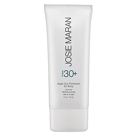 Josie Maran Argan Sun Protection For Body SPF 30+: Shop Sunscreen | Sephora