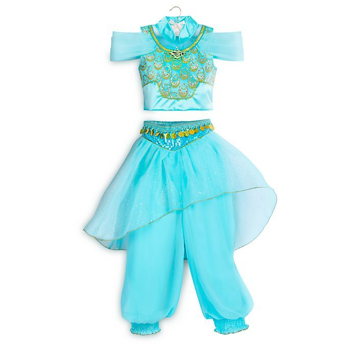 Quatang Gallery- Disney Store Princess Jasmine Costume For Kids Mermaid Costume Kids Jasmine Halloween Costume Jasmine Costume