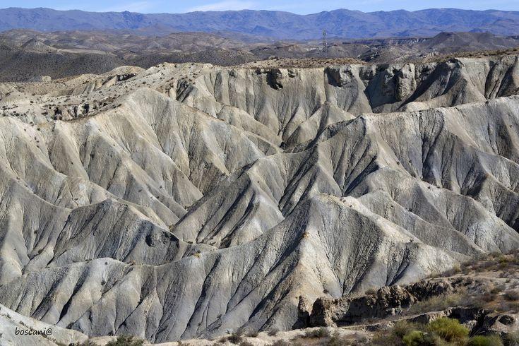 Desierto de Tabernas (Almeria)