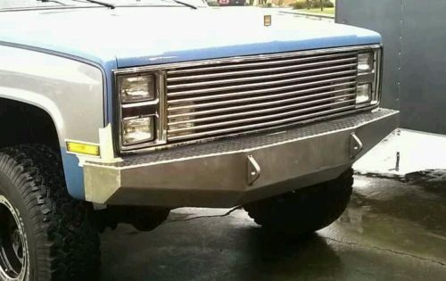 Chevy-GMC-custom-offroad-squarebody-front-bumper-Suburban-Truck-1981-to-1991
