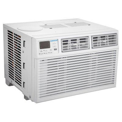 Emerson Quiet Kool 10000 BTU 115V Window Air Conditioner with Remote Control - EARC10RE1