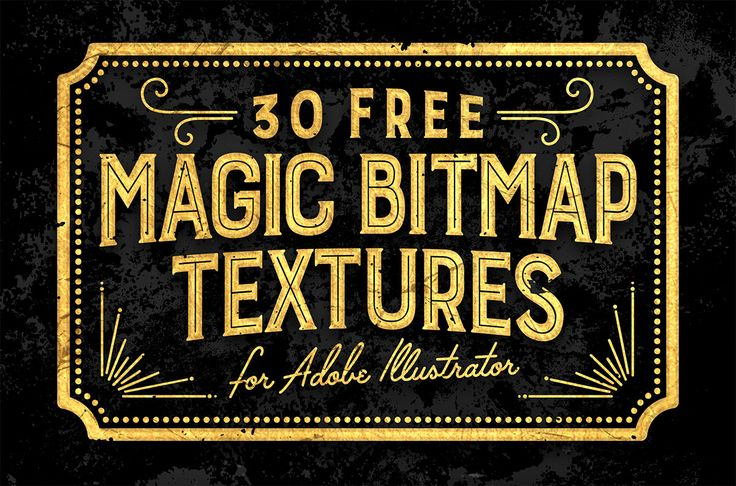 I have a new collection of free design resources to share with you this week, and these are MAGIC… Well not really, but kind of! If you're an Adobe Illustrator fan I'm sure you love creating vector art. It can be scaled to any size and it's easy to change the fill colour, unlike raster …
