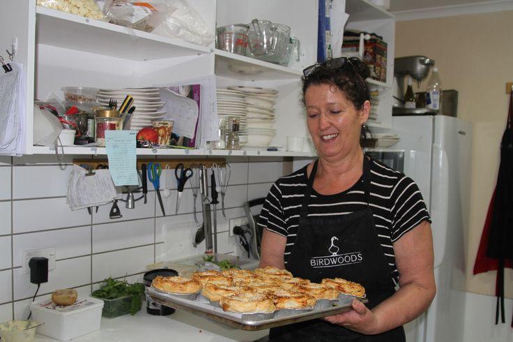 Wendy Barnett - our talented Head Chef!
