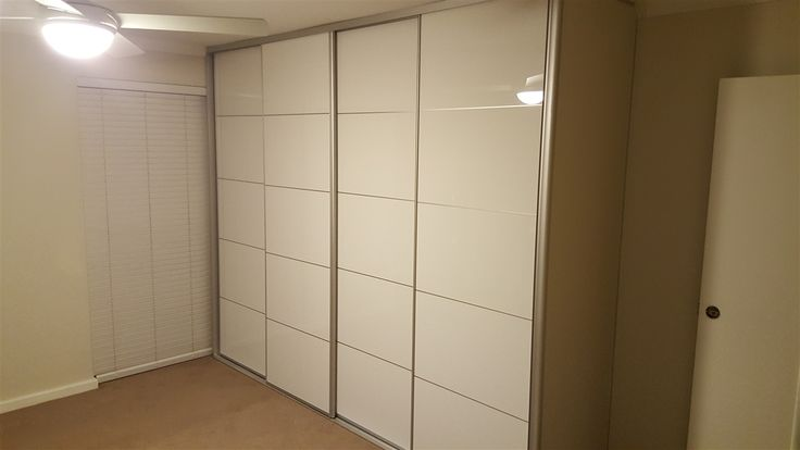Create a wardrobe or storage solution in the Corner of a room with our End Panel…