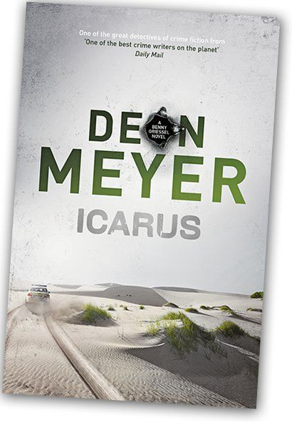 Icarus - Deon Meyer (UK Cover)