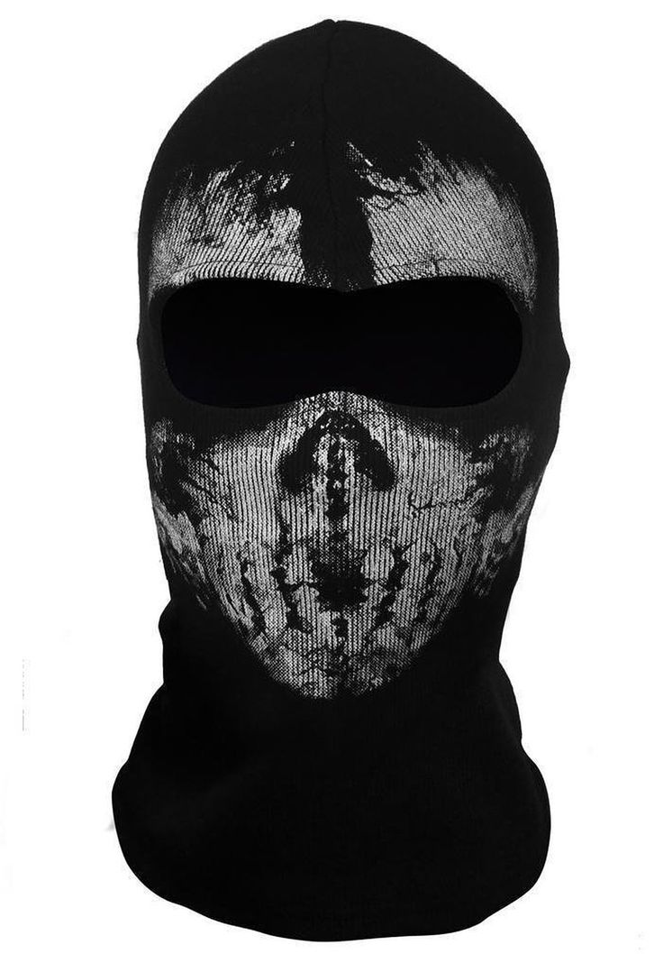call of duty ghost mask cool 04 Toys And
