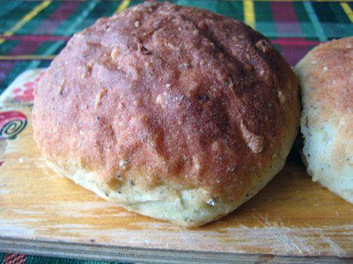 potato rosemary rolls | breads | Pinterest